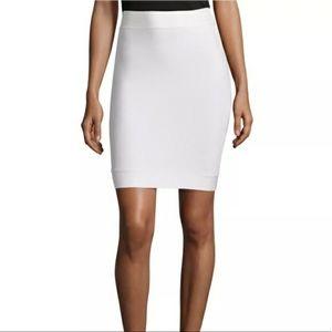 """Dresses & Skirts - BCBG Maxazria """"Cathy"""" bandage mini skirt size S"""